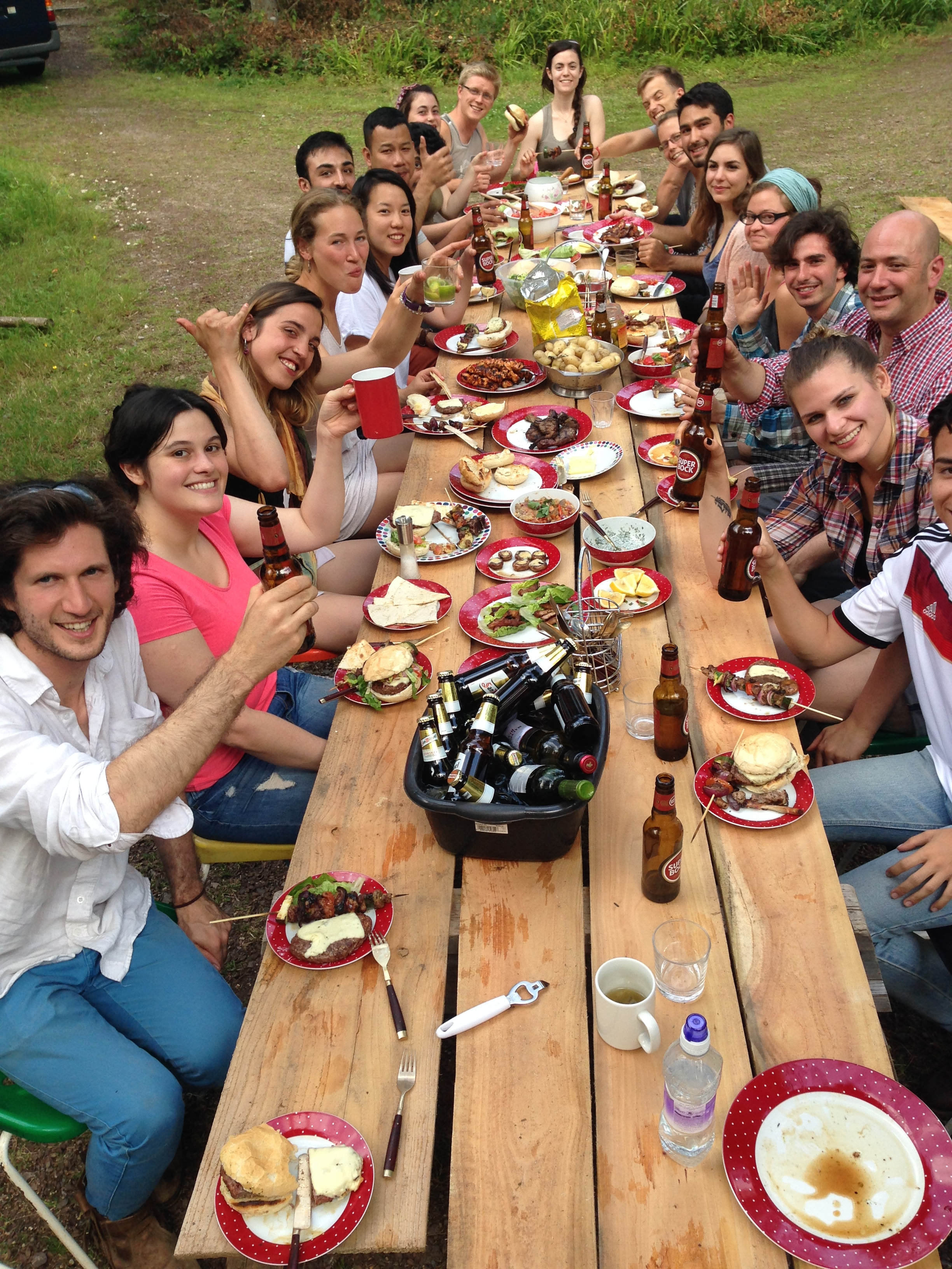 SummerMAKE 2014 - 00 BBQ